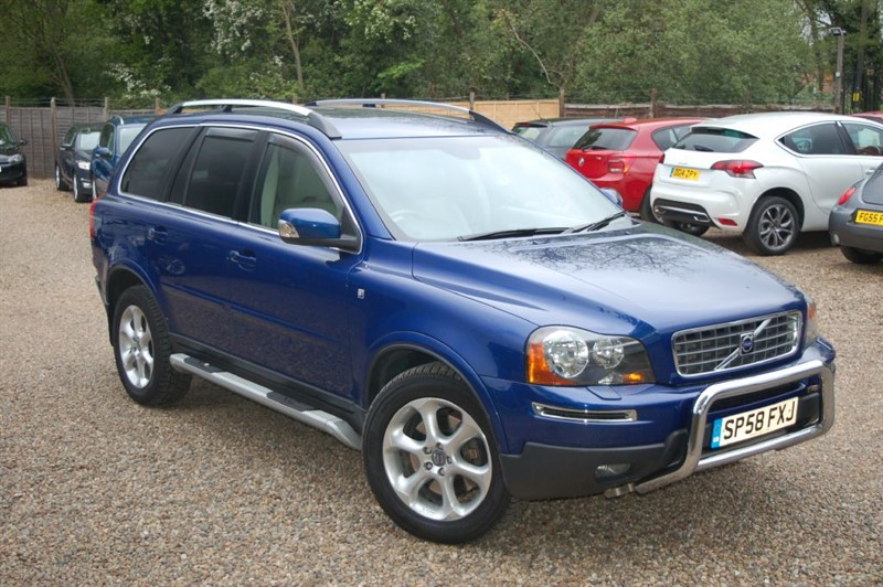 used Volvo XC90 D5 OCEAN RACE in tiptree-essex