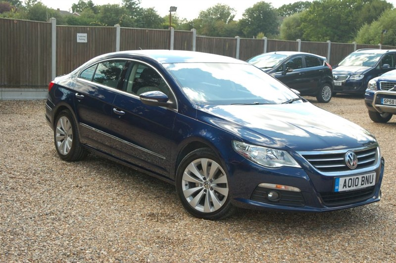 VW Passat CC for sale