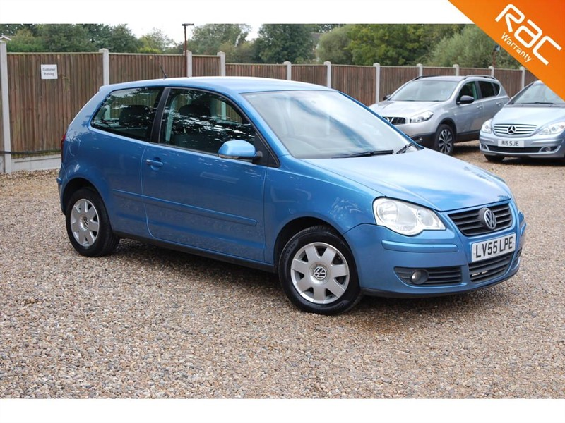 used VW Polo S in tiptree-essex