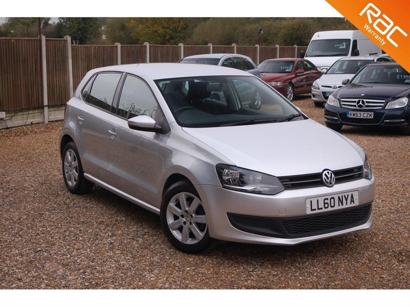 used VW Polo SE in tiptree-essex