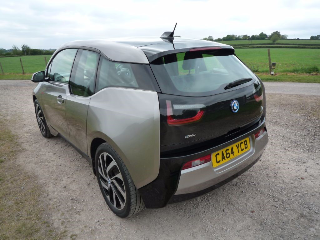 used andesit silver metallic bmw i3 for sale monmouthshire. Black Bedroom Furniture Sets. Home Design Ideas