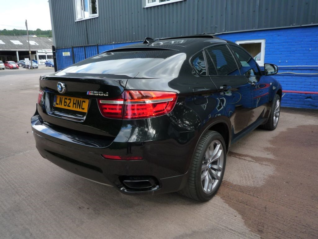 Used Black Metallic Bmw X6 For Sale Gloucestershire
