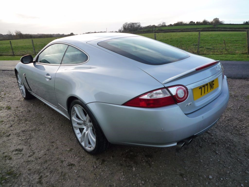 xk cherry fjsh black derbyshire sale used outstanding petrol anniversary for in jaguar coupe