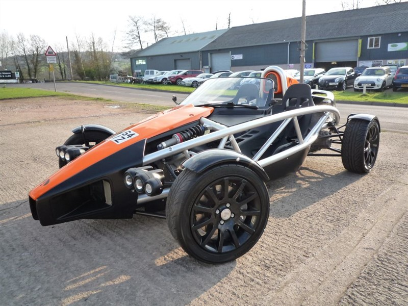used Ariel Atom 3 3.5 in chepstow-monmouthshire