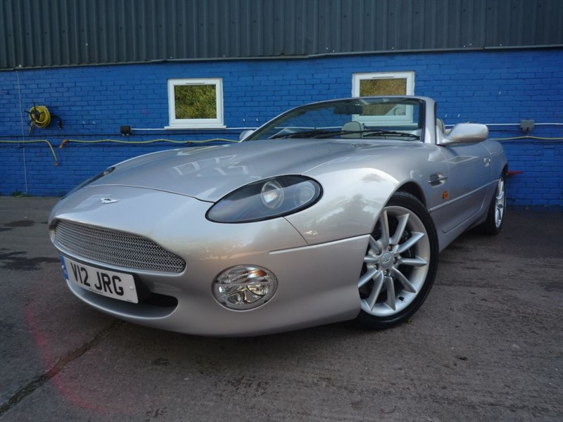 Aston Martin DB7 for sale