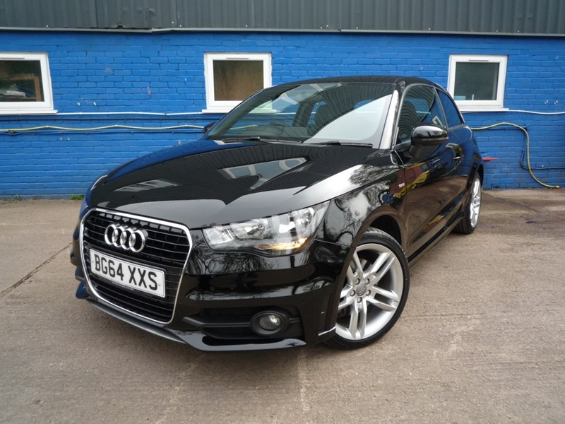used Audi A1 TDI S LINE in chepstow-monmouthshire