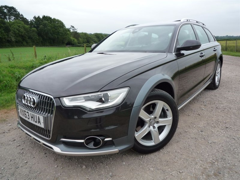 used Audi A6 allroad TDI QUATTRO in chepstow-monmouthshire