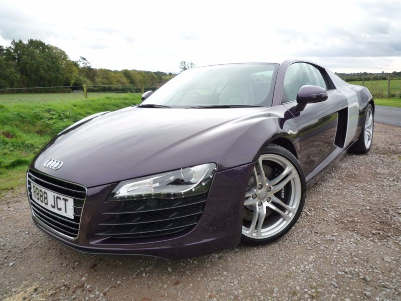 used Audi R8 QUATTRO in chepstow-monmouthshire