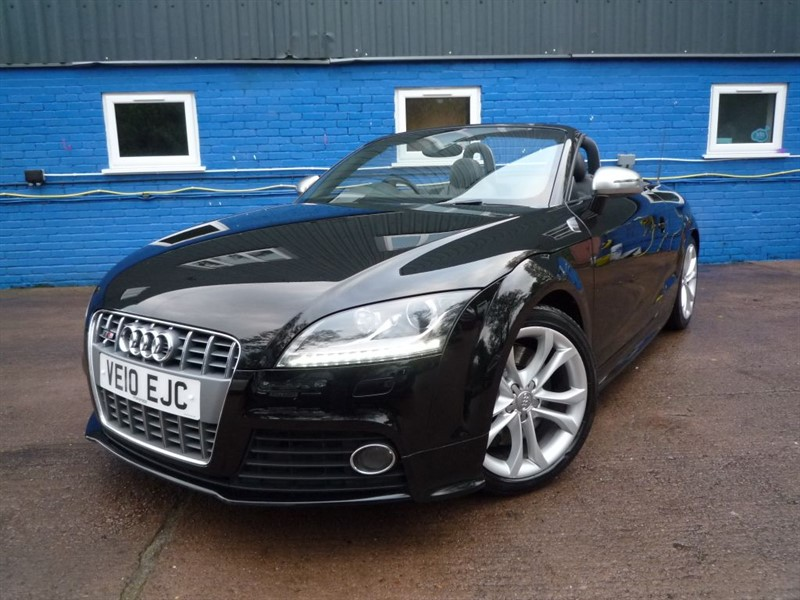 used Audi TT TTS TFSI QUATTRO in chepstow-monmouthshire