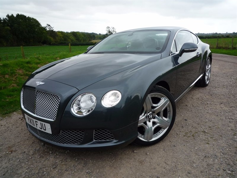 used Bentley Continental GT MDS in chepstow-monmouthshire