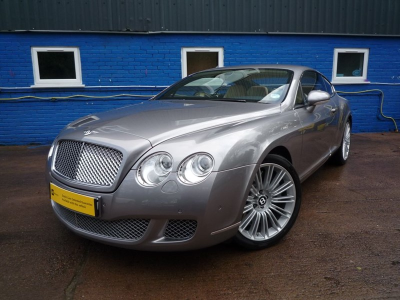 used Bentley Continental GT SPEED in chepstow-monmouthshire