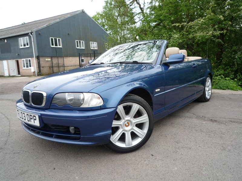 used BMW 318 CI in chepstow-monmouthshire