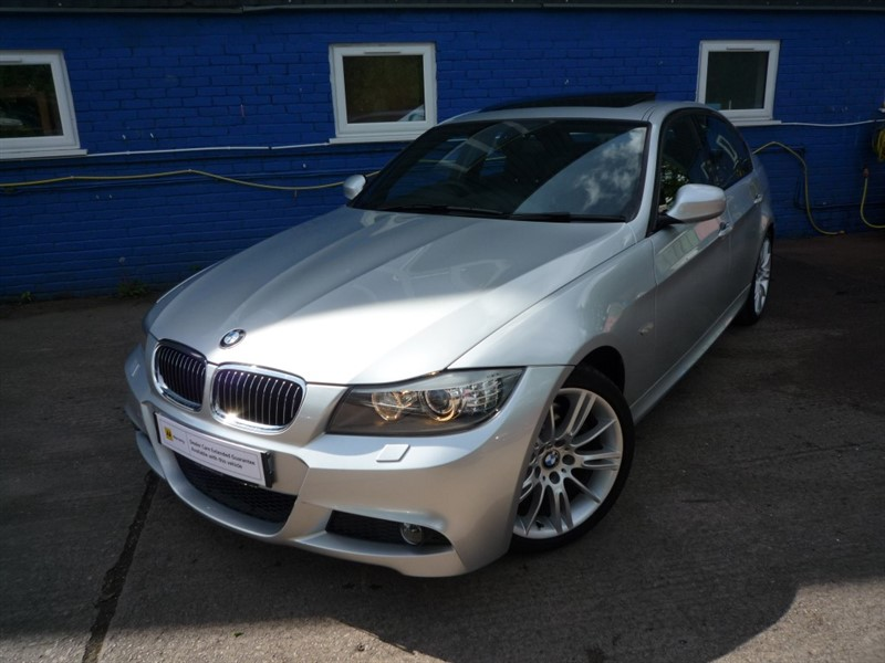 used BMW 330d M SPORT in chepstow-monmouthshire