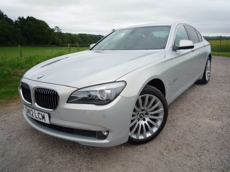 used BMW 730d SE LUXURY EDITION in chepstow-monmouthshire