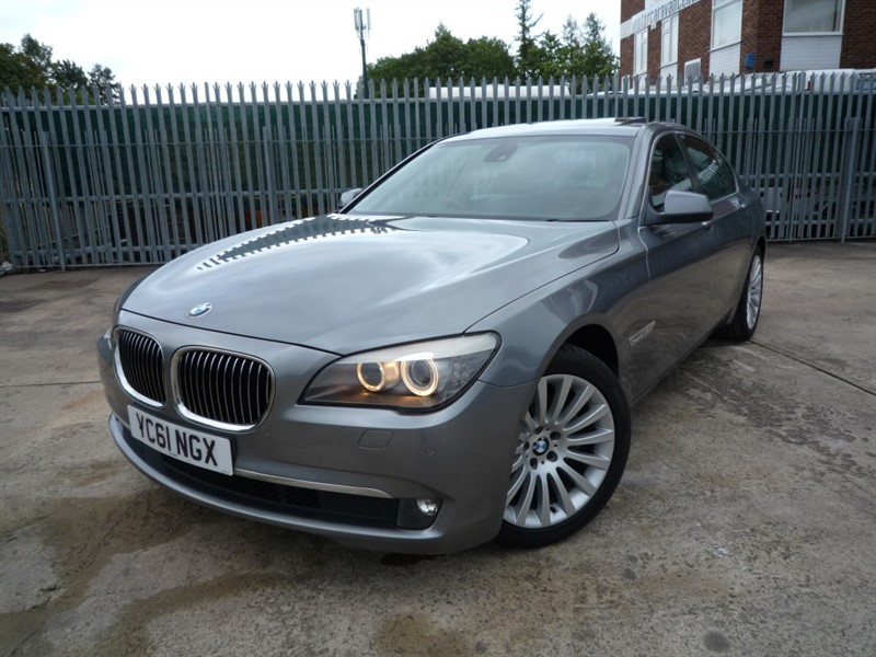 BMW 740d for sale