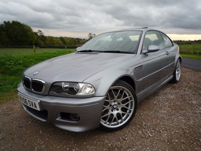 used BMW M3 CS SMG in chepstow-monmouthshire