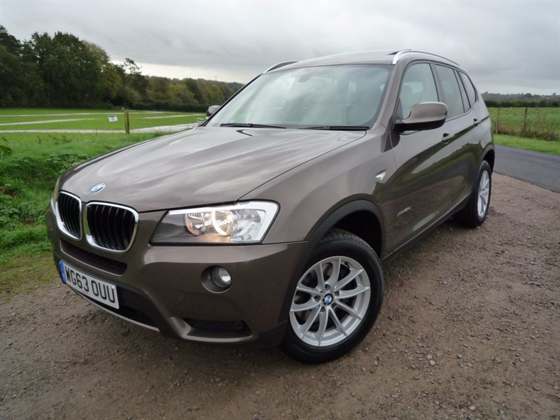 used BMW X3 XDRIVE20D SE in chepstow-monmouthshire