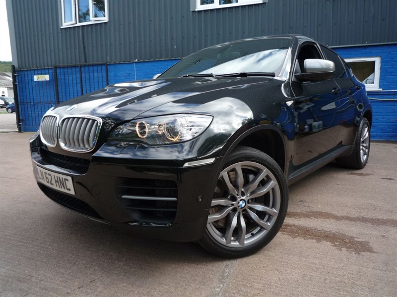 used BMW X6 M50d in chepstow-monmouthshire