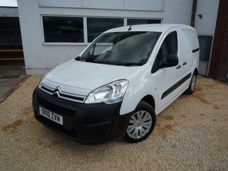 used Citroen Berlingo 625 ENTERPRISE L1 HDI in chepstow-monmouthshire