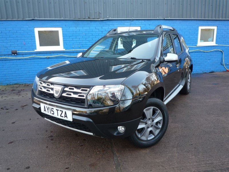 used Dacia Duster LAUREATE DCI in chepstow-monmouthshire