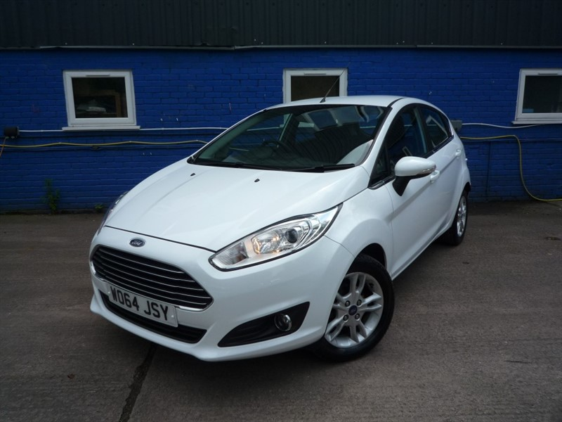 used Ford Fiesta ZETEC TDCI in chepstow-monmouthshire