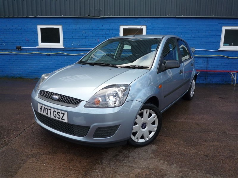 used Ford Fiesta STYLE CLIMATE 16V in chepstow-monmouthshire