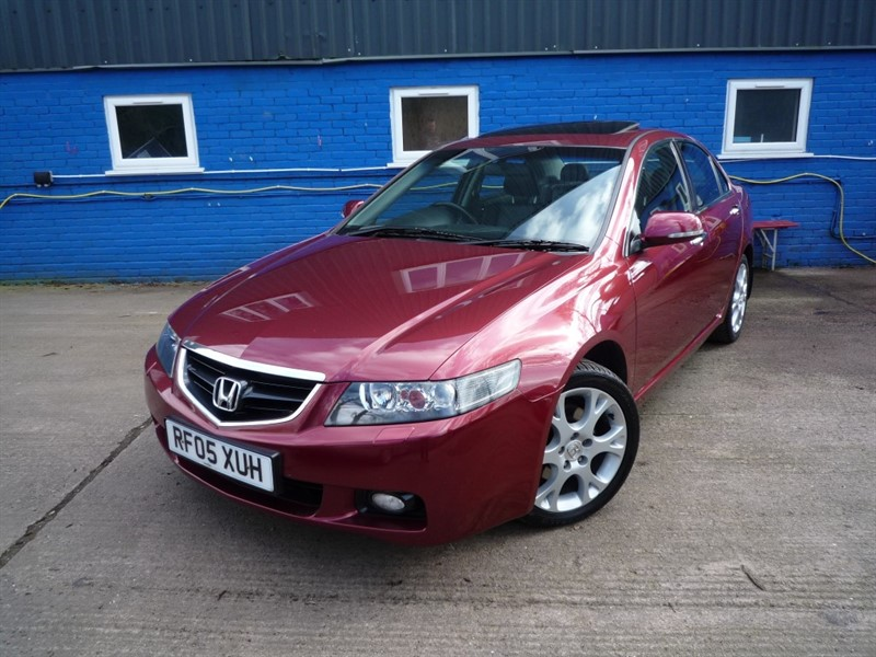 used Honda Accord VTEC EXECUTIVE in chepstow-monmouthshire