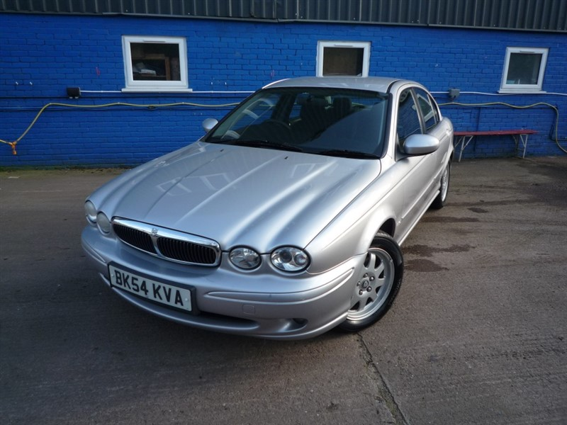 used Jaguar X-Type V6 in chepstow-monmouthshire
