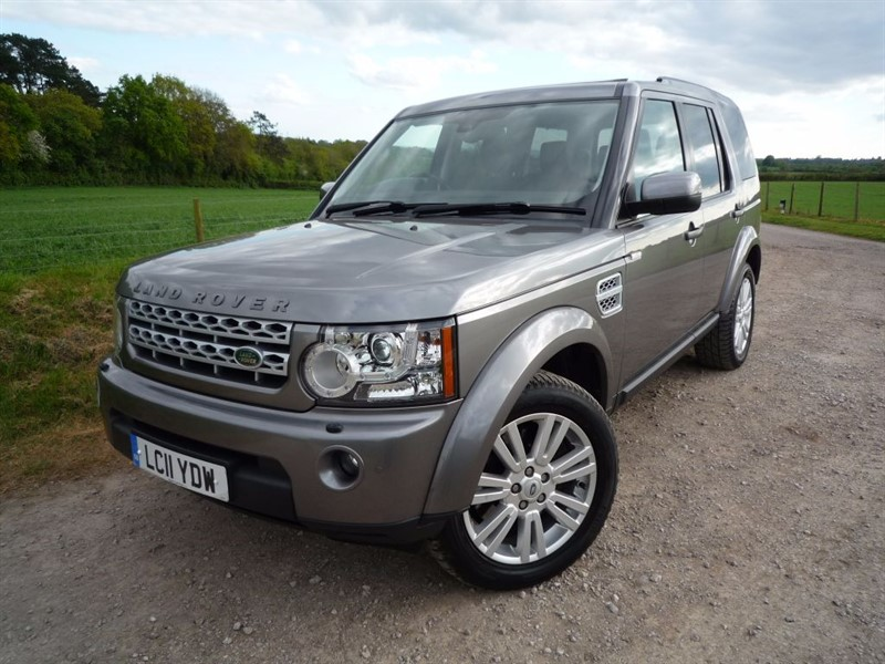 used Land Rover Discovery 4 SDV6 HSE in chepstow-monmouthshire