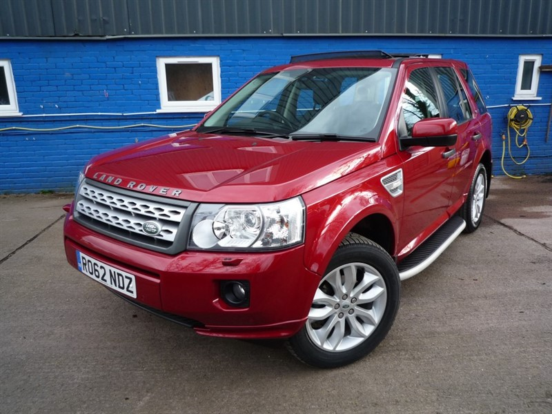 used Land Rover Freelander SD4 HSE in chepstow-monmouthshire