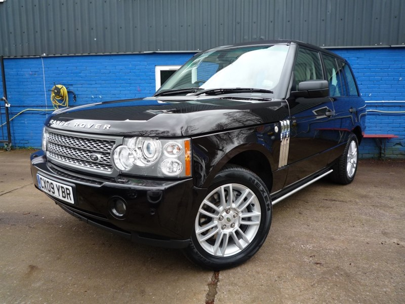 used Land Rover Range Rover TDV8 VOGUE in chepstow-monmouthshire