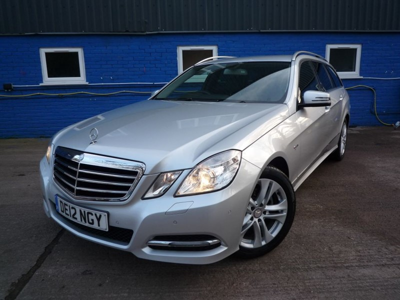 used Mercedes E220 CDI BLUEEFFICIENCY EXECUTIVE SE in chepstow-monmouthshire