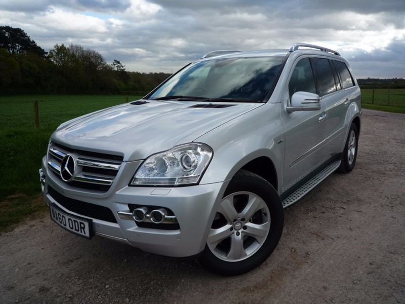 used Mercedes GL GL350 CDI BLUEEFFICIENCY in chepstow-monmouthshire