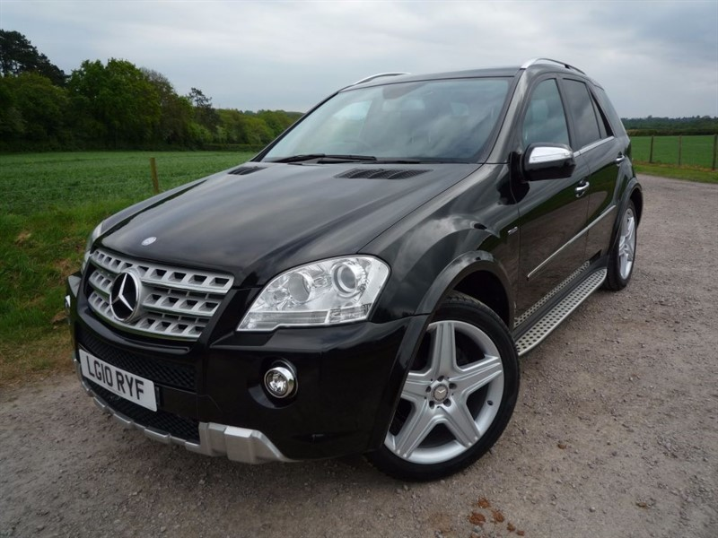 used Mercedes ML350 CDI BLUEEFFICIENCY SPORT in chepstow-monmouthshire