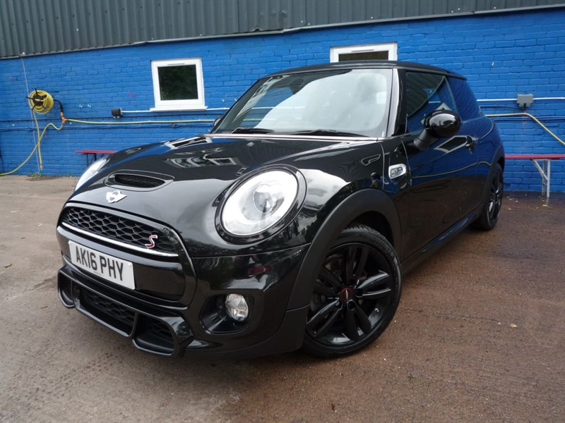 used MINI Hatch COOPER SD  in chepstow-monmouthshire