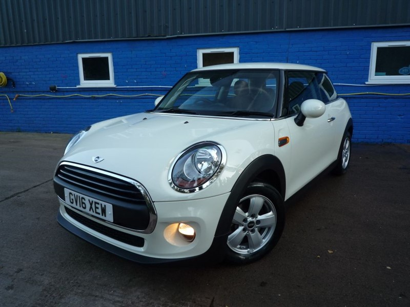 used MINI Hatch ONE D in chepstow-monmouthshire
