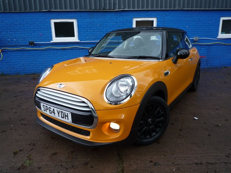 used MINI Hatch COOPER D in chepstow-monmouthshire