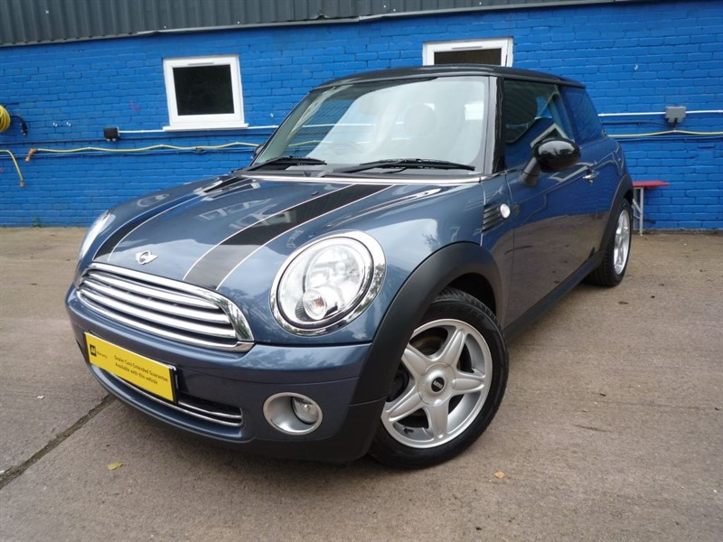 used MINI Hatch COOPER in chepstow-monmouthshire