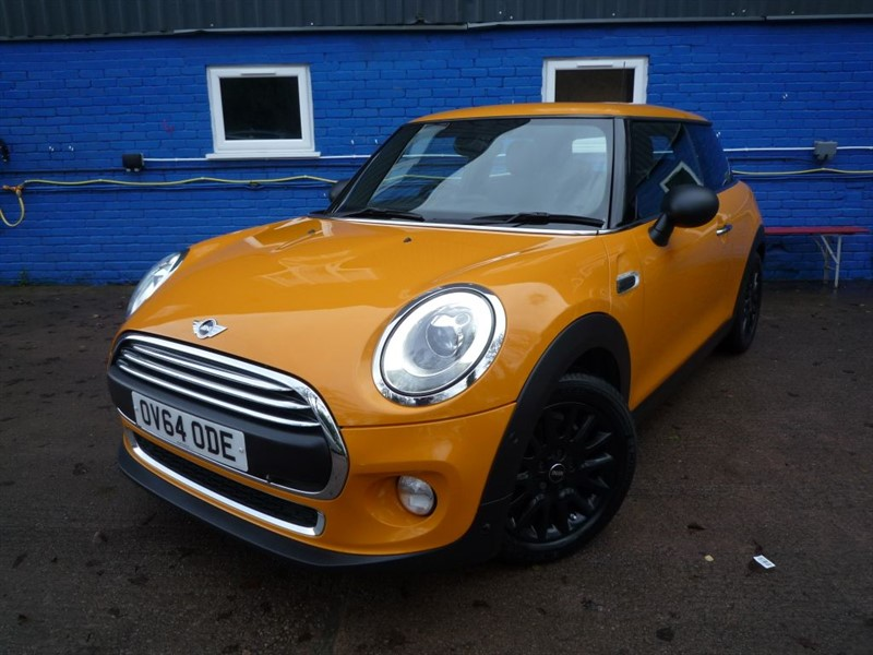 used MINI Hatch ONE in chepstow-monmouthshire