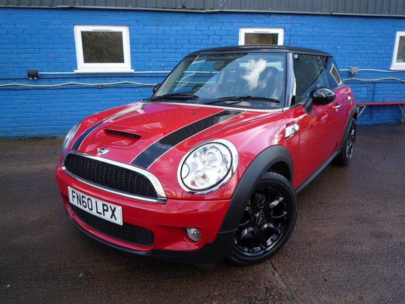 used MINI  COOPER S in chepstow-monmouthshire