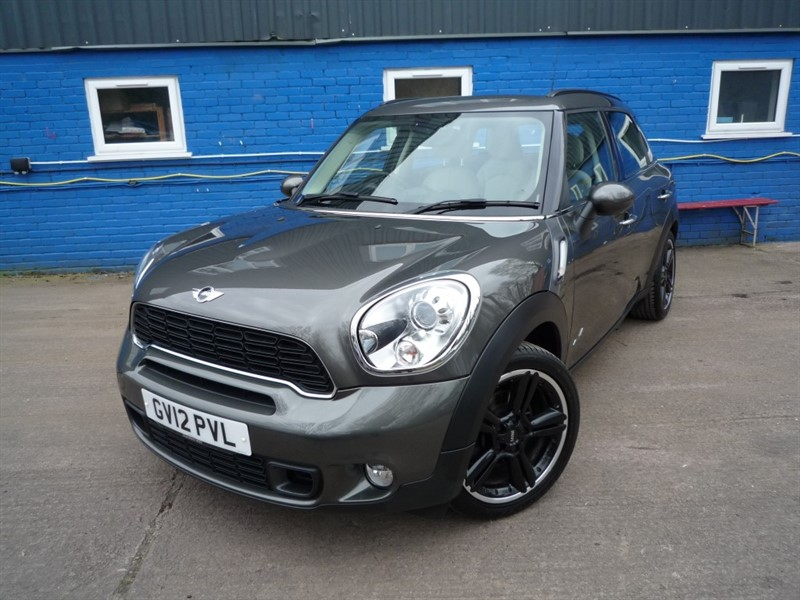 used MINI  COOPER SD ALL4 in chepstow-monmouthshire