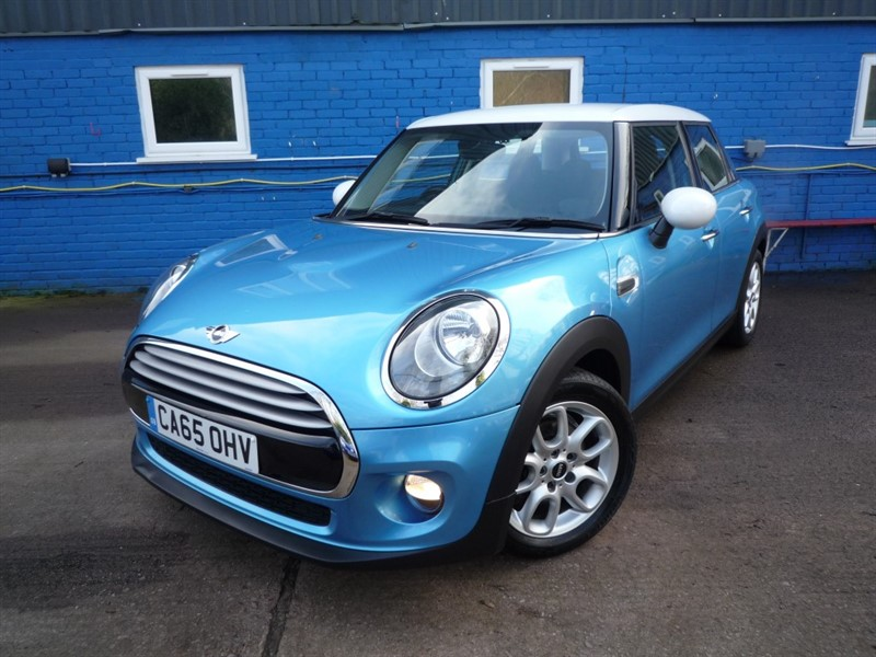 used MINI  COOPER D in chepstow-monmouthshire