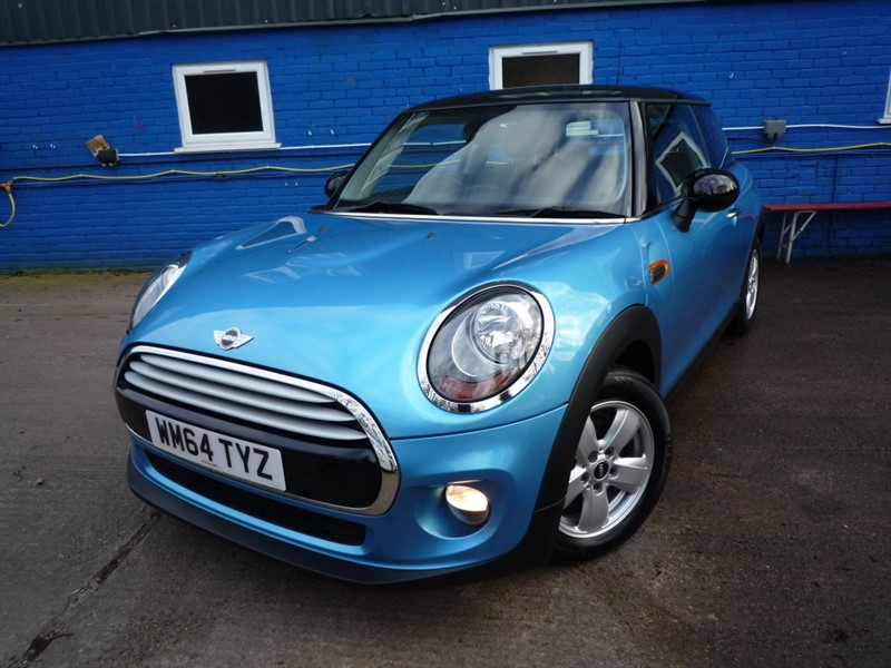 used MINI  COOPER in chepstow-monmouthshire
