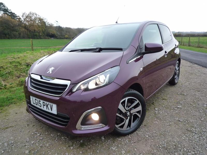 Peugeot 108 for sale