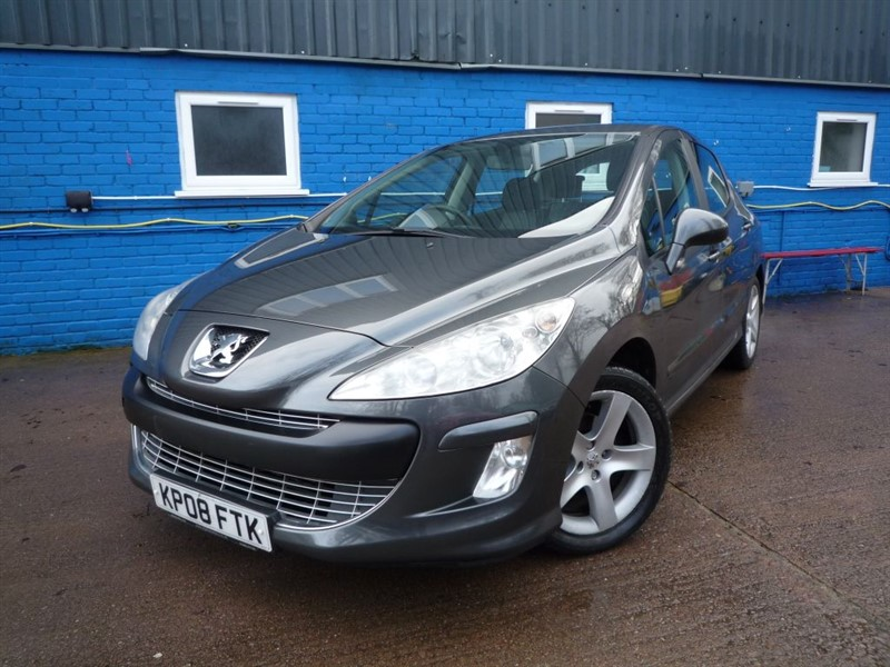 used Peugeot 308 SPORT HDI in chepstow-monmouthshire