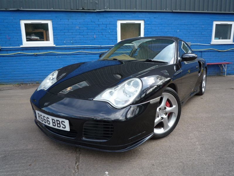 used Porsche 911 Turbo TIPTRONIC S in chepstow-monmouthshire