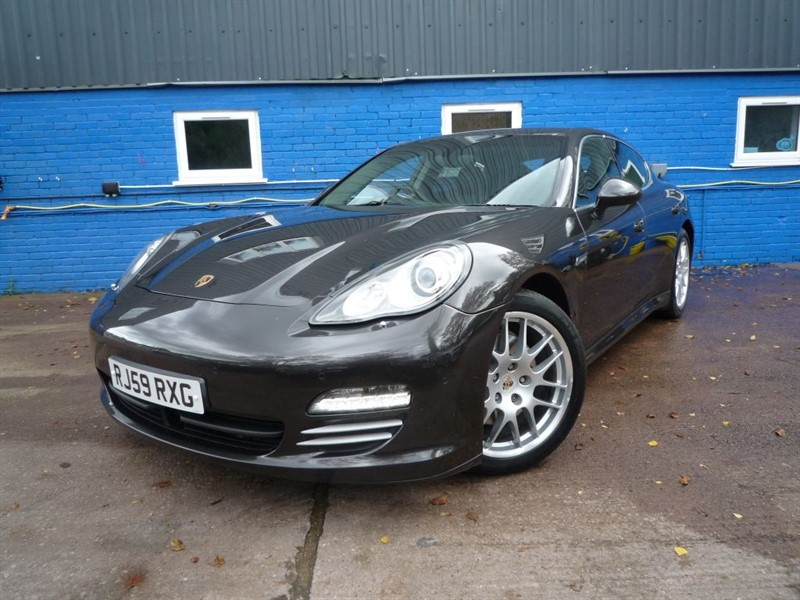 used Porsche Panamera 4S PDK in chepstow-monmouthshire