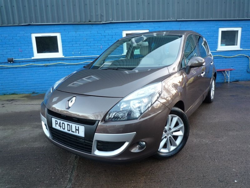 used Renault Scenic PRIVILEGE TOMTOM DCI in chepstow-monmouthshire