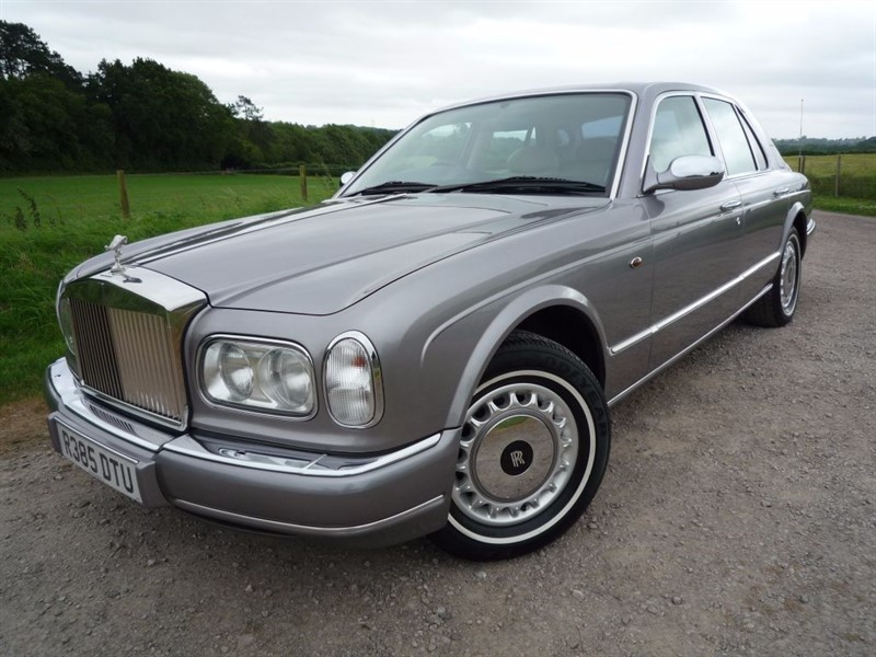 used Rolls-Royce Silver Seraph  in chepstow-monmouthshire