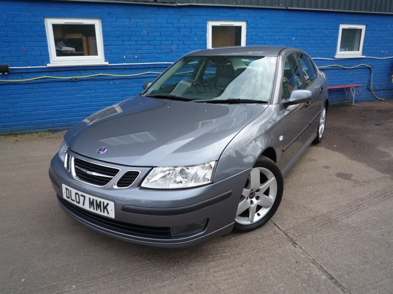 used Saab 9-3 DTH VECTOR SPORT in chepstow-monmouthshire